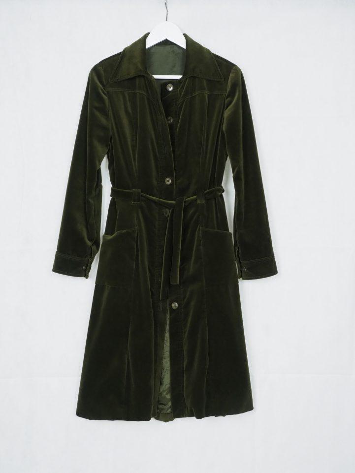 Grön kappa